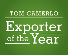 Exporter of the Year Graphic